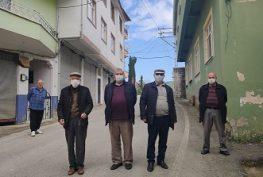 65 yaşüstü gençler bugün sokağa çıktı…